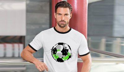 Navrhni si tričko s vlastním potiskem  8a55bcbe52