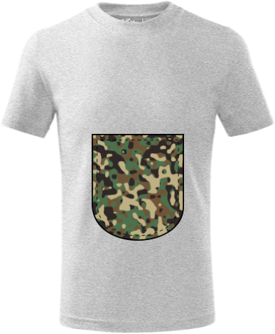 ... Dětské tričko Adler Basic ... df84f6f97e3