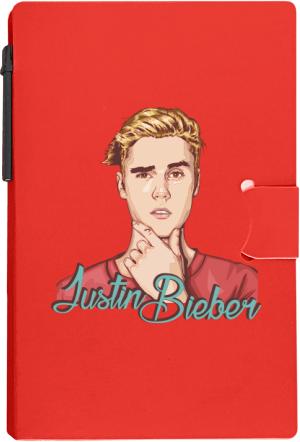 Justin beiber velký péro